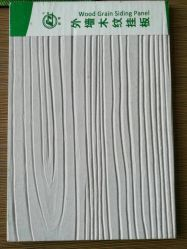 Cemento di legno della fibra della parete laterale del grano di vendita calda per la serie della parete esterna