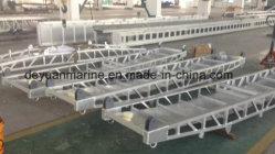 Couloir de l'échelle de l'acier marine/marine l'échelle d'hébergement
