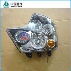 Camiones Sinotruk Faro de piezas de HOWO camiones Wg9925720001 A7