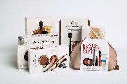 Kundenspezifisches kosmetisches Papiergeschenk-Kasten-Luxuxset