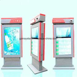 1 año de garantía Maytar Media pantalla digital Signage publicidad al aire libre Player para estación de autobuses