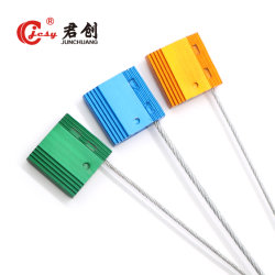 1.5Mm alliage en aluminium de haute sécurité Câble conteneur joint avec la norme ISO17712