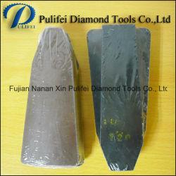 Diamond Abrasives Fickert de résine de granit en brique de polissage pour cireuse automatique