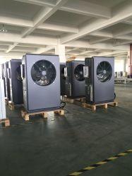 Riscaldatore di acqua aria-acqua eccellente della pompa termica di temperatura insufficiente