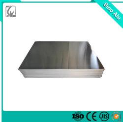 5052 H32 H34 H26 H38 Lámina de aluminio/placa de aleación de Palin/Tanques de combustible de aviones, vehículos, buques, instrumentos, farolas