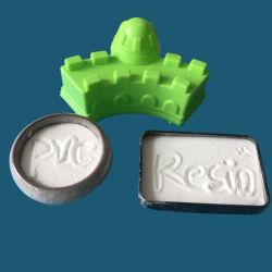 Certificat ISO de la poudre blanche de matières premières de la résine de PVC K67