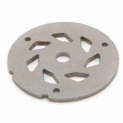 Machinaal bewerkend Component voor Roestvrij staal 304 wordt gebruikt die van de Pompen van het Water van het Afval