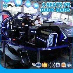 Kino-Simulator Vr Bewegungs-Auto der Realität-9d