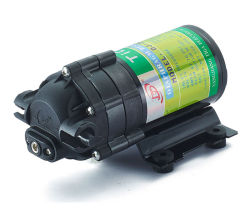 Energie DJ-301-75 die 75GDP sparen de Aanjaagpomp van het Diafragma RO - voor de Pomp van het Water van de Druk van 0 Inham wordt ontworpen
