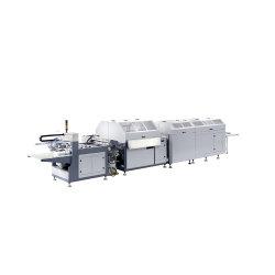 См540A Автоматическая книги случае жесткий футляр производственной линии