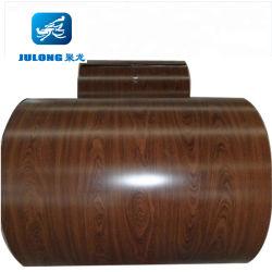 Julong ASTM Farbe beschichtete galvanisiertes Stahlgalvanisiertes Stahlband der ring-PPGI Stahlstreifen