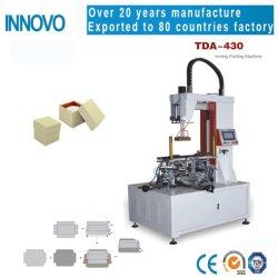 Innovo Camiseta semiautomático de mejor calidad y la caja de zapatos Caja rígida que hace la máquina