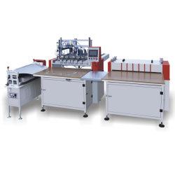 آلة صنع علبة شبه آلية من صنع Pka-800/آلة صنع الغطاء القلادي/آلة صنع غطاء الألبوم