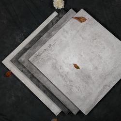 フォーシャンの灰色カラーホーム装飾(600*600mm)のための陶磁器の床タイル