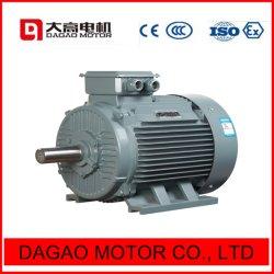محرك كهربائي ثلاثي الأطوار 0,18-630kw (Tefc-IP55، IEC قياسي)