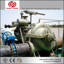 ディーゼル機関を搭載する価格の消火栓の水ポンプの火ポンプ