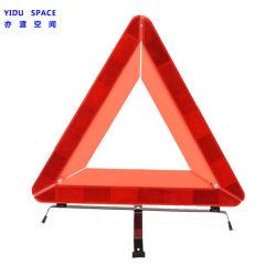 セリウムの証明の卸売の危険信号の交通安全の交通安全のための緊急の反射折られたFoldable反射自動車の警告の三角形