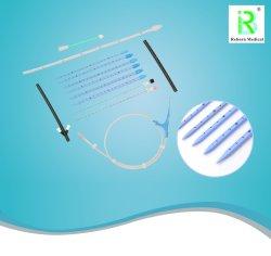 泌尿器科学の使い捨て可能なPercutaneous NephrostomyのカテーテルのPcnlのパッケージ