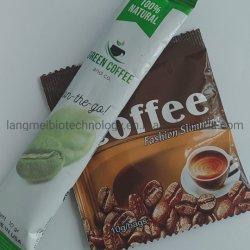 الموافقة على تخفيض الوزن من قبل إدارة الغذاء والدواء الأمريكية ذات الملصق الخاص غانوديرما القهوة الفورية لدهون البرنر