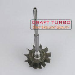 Les pièces automobiles K03 de l'arbre du rotor de la roue de turbine