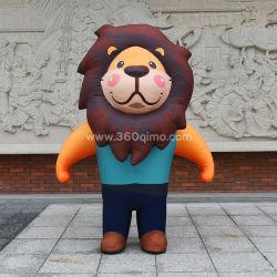 زورق مطاطي مخصص من Lion Hot Seling بالألوان