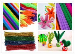 """12 """" DIY 대량 기술 셔닐 실을 잘 판매하는 2020년은 예술을%s 관 세탁기술자를 억제하고 프로젝트를 만든다"""