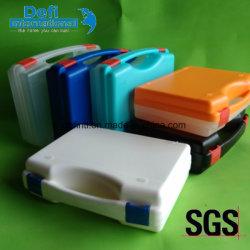 Boîte à outils en plastique haute résistance pour le ménage