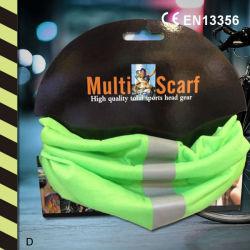 Beste Qualitätsreflektierender Kopfbedeckung Multi-Schal