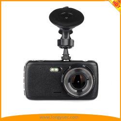 レコーダーを運転する4.0inch IPSスクリーン車のカメラ