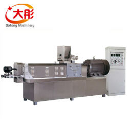 Alimento per animali domestici che elabora le strumentazioni del macchinario fatte in Cina