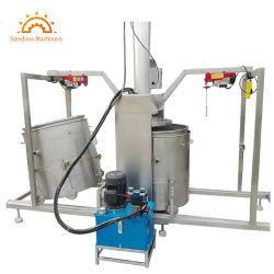 Соковыжималка с гидравлической системы нажмите кнопку машины для винограда черники малины шелковицы груши