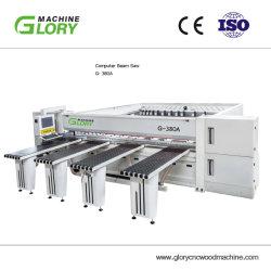 G-380Aの高精度の木工業のツールCNCのコンピュータのビームは機械がPLC発するために見たことを見たことを木製ことをCNCが機械木工業機械CNCのパネル見たことを見た