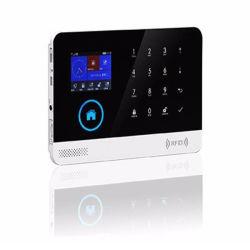 GSM+GPRS+3G + WiFi на панели управления системы сигнализации CS88