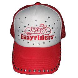 泡の背部Gj1713が付いている従来のトラック運転手の帽子のトラック運転手の帽子
