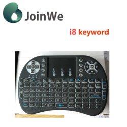 Teclado inalámbrico Rii I8 Volar Air Mouse