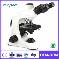 Microscope trinoculaire avec appareil photo pour la machine au microscope optique USB