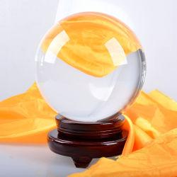 AAAの最上質の透過ガラスクリスタル・ボール球の幸運な装飾