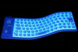 [أم] [بروتبل] مرنة سليكوون لوحة مفاتيح