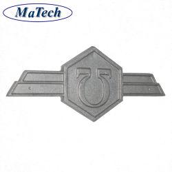 ملصق شعار العلامة التجارية المعدنية العالية مع قطع من الألومنيوم CNC المشغولة بالمكينات