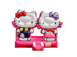 Hello Kitty Inflable Bounce House Chb743