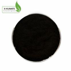 X-Humate Zufuhr-Zusatz-schwarzes Puder-Huminsäure-wasserlösliches Natrium Humate