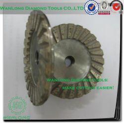 """5"""" Diamond Cup Rodas concreto de moagem em ângulo Grinder-Stone Rebolo"""