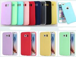 Uiterst dun SOFT TPU Case van Sky Blue voor Samsung S4 TPU Cover