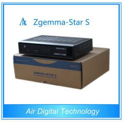 Le DVB S/S2 du récepteur satellite Zgemma-Star de matériel de radiodiffusion S