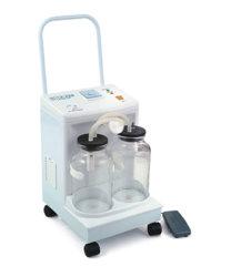 apparaten van de Zuiging van 20L/Min de Elektro met Twee Flessen