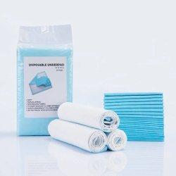 Aangepaste OEM die Underpads met de Super Absorberende Producten van de Hygiëne van de Mat van het Bed van het Moederschap van het Polymeer Persoonlijke verzorgen