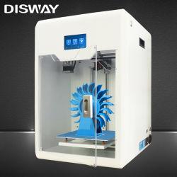 높은 정밀도 다중 필라멘트 호환성 예술 디자인 동봉하는 3D 인쇄 기계