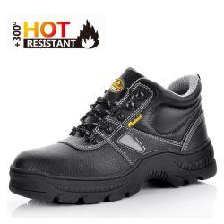 De antislip Rubber Enige Laarzen van de Veiligheid Hro voor de Arbeider van de Mijnbouw