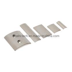 Kundenspezifische Segment Sintered Wedge Neodym-Magnete für Generator