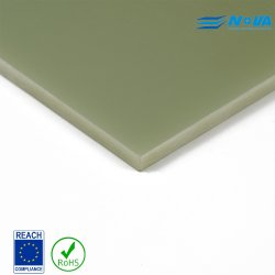 Fr4 de laminado de tejido de fibra de vidrio epoxi para las placas de circuito